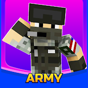 Army Skins for Minecraft