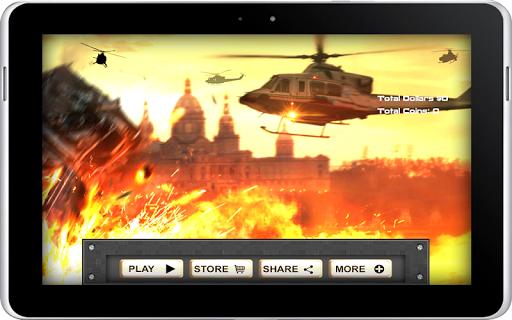 Heli Army Battle Gunship  screenshots 1