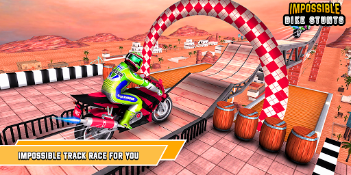 Impossible Bike Stunts 3D - Bike Racing Stunt 1.0.10 screenshots 4