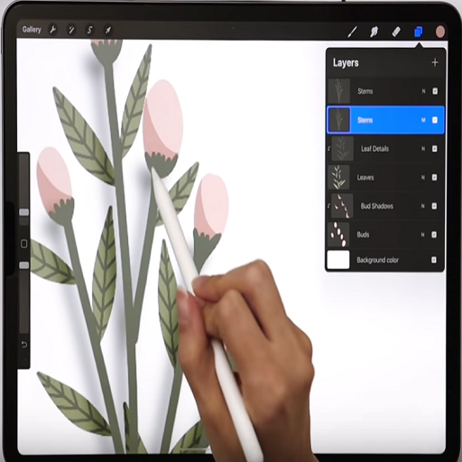 New Procreate Paint Free Painting Tips