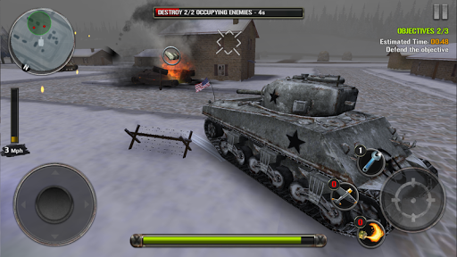 Tanks of Battle: World War 2 1.32 screenshots 1