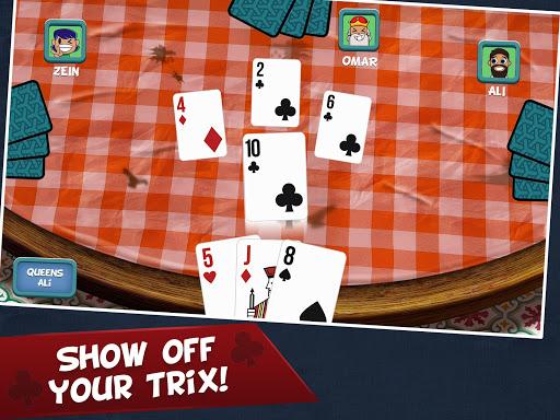 Trix Sheikh El Koba: No 1 Playing Card Game 6.8 Screenshots 11