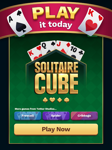 Solitaire Cube: Card Game Training 1.03 screenshots 8
