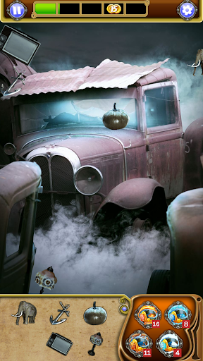 Hidden Object Mystery: Ghostly Manor apkmr screenshots 7