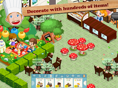 Restaurants Story MOD APK (Unlimited Money & Gems) – Updated 2021 4
