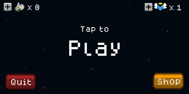 Pixel Sanic : Adventures in Space Mod Apk 1.2 (Mod Banknotes) 1