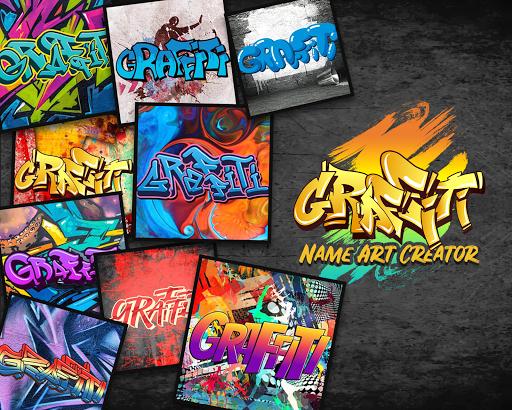 Graffiti Name Art Creator Screenshots 1