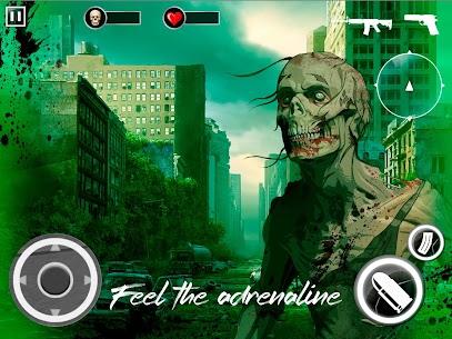 Z For Zombie Mod Apk: Freedom Hunters (God Mode/Dumb Enemy) 9