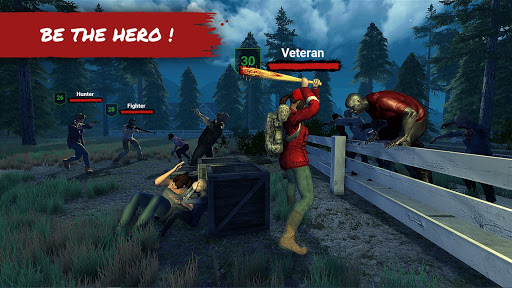 HF3: MMO RPG Online Zombie Survival 1.2.5 screenshots 6