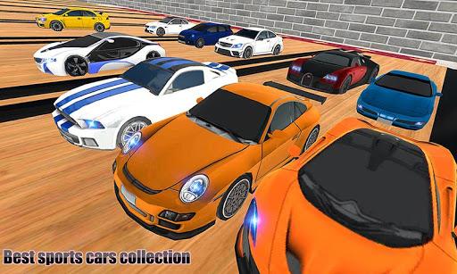 Ultimate Bowling Alley:Stunt Master-Car Bowling 3D APK MOD – Monnaie Illimitées (Astuce) screenshots hack proof 1