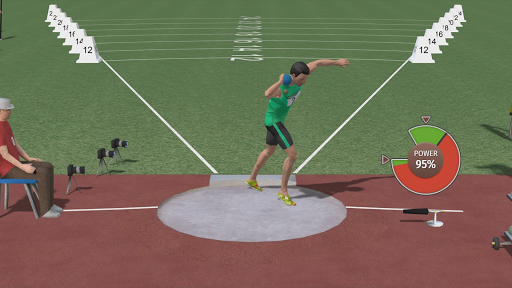 Athletics Mania: Track & Field Summer Sports Game  screenshots 4