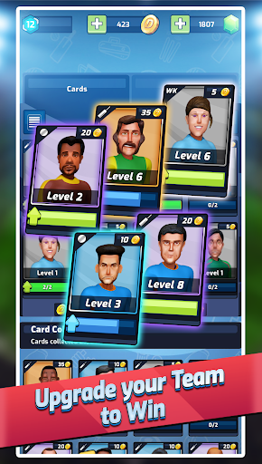 All Star Cricket 1.2.06 screenshots 5