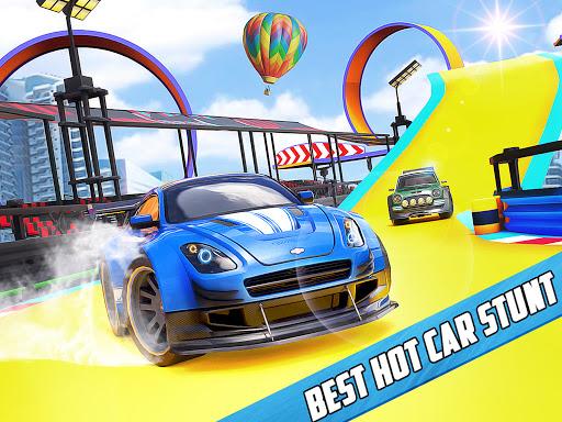 Car Stunts 3D Free- Impossible Ramp Car Stunt 2021 4.4 screenshots 5