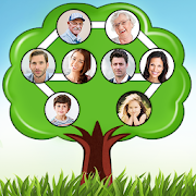 Family Tree Pictures Collage Maker & Photo Frames