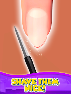 Nail Salon 3D APK MOD HACK (Sin Anuncios) 2
