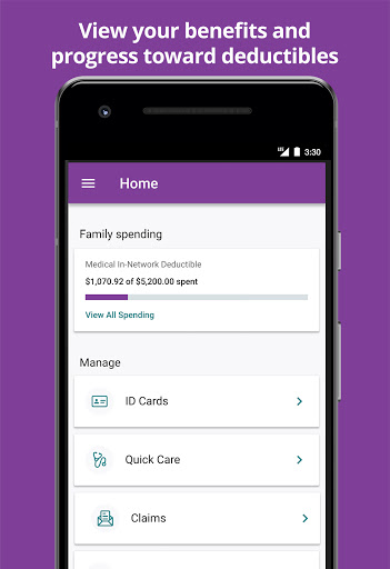 Aetna Health screenshot for Android