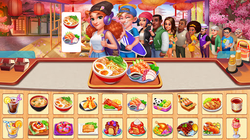 Cooking Frenzyu2122:Fever Chef Restaurant Cooking Game 1.0.40 screenshots 4
