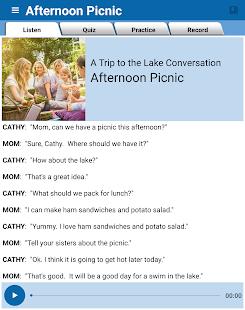 English Conversation Practice 1.3.6 Screenshots 9