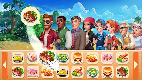 Cooking Frenzyu00aeufe0f Restaurant Cooking Game screenshots 4