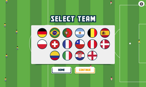 Football Soccer 2019: Soccer World Cup Game  screenshots 3