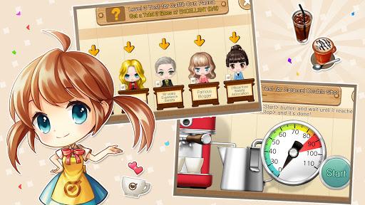 LINE I Love Coffee  screenshots 3