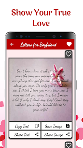 Love Letters & Love Messages – Share Flirty Texts 4