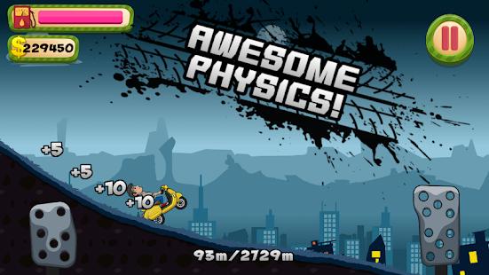 Hill Racing – Offroad Hill Adventure game 1.1 screenshots 2