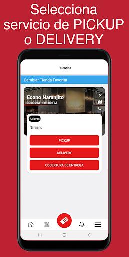 Econo ToGo modavailable screenshots 2