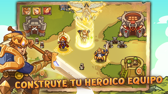 Empire Warriors: Tower Defense 4