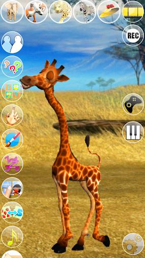 Talking George The Giraffe 16 screenshots 7