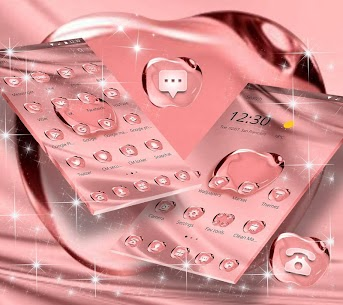Rose Gold Color Crystal For Pc (Free Download On Windows7/8/8.1/10 And Mac) 2
