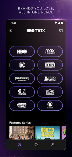 HBO Max: Stream and Watch TV, Movies, and More  screenshots 2