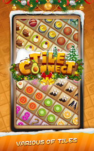 Tile Connect - Kostenloses Tile Puzzle Screenshot