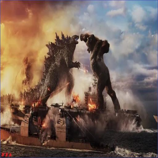 Godzilla VS Kong Quiz Game apkslow screenshots 3