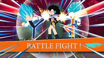 Super Stickman God - Battle Fight