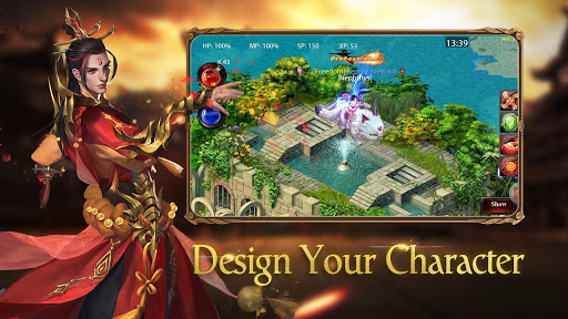 Conquer Online - MMORPG Action Game 1.0.8.0 screenshots 16