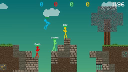 Stickman vs Multicraft: Survival Craft Pocket apklade screenshots 1