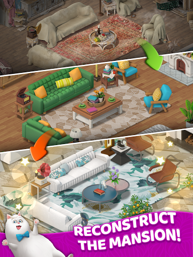 Redecor-Mansion Story  screenshots 17