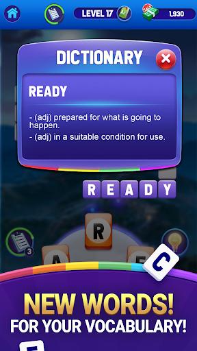 Wheel of Fortune: Words of Fortune Crossword Fun  screenshots 4