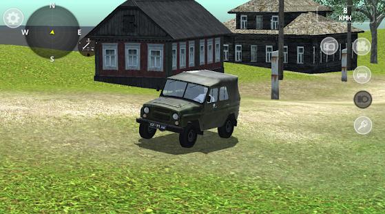 SovietCar: Simulator