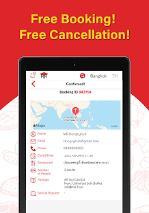 Hungry Hub - Thailand Dining Offer App 5.7.9 Screenshots 19