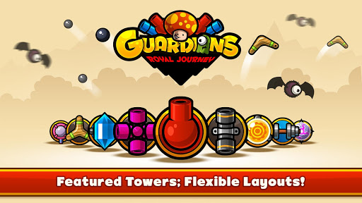 Guardians: Royal Journey 1.0.30 screenshots 1