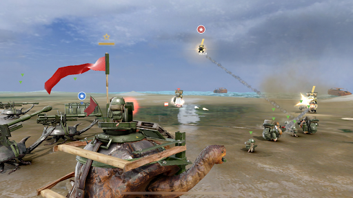 War Tortoise 2 - Idle Exploration Shooter 1.03.12.5 screenshots 7