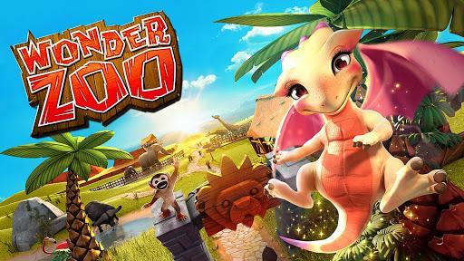 Code Triche Wonder Zoo: Animal rescue Argent, Or et Gemmes illimités