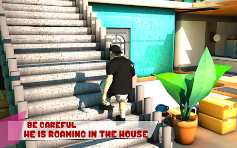 Angry Neighbor House : Knockout Mod [Mod Version] 3