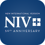 App Icon for NIV 50th Anniversary Bible App in Czech Republic Google Play Store