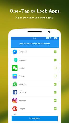 AppLock - Fingerprint & Password, Gallery Locker apktram screenshots 8