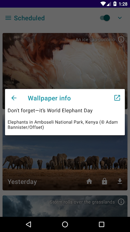 Daily Wallpapers Pro - Auto Change Wallpapers  poster 3