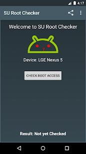 SU Root Checker Apk Download NEW 2021 3