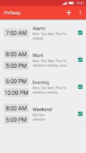 Speaking clock DVBeep Pro Apk (Paid) 1